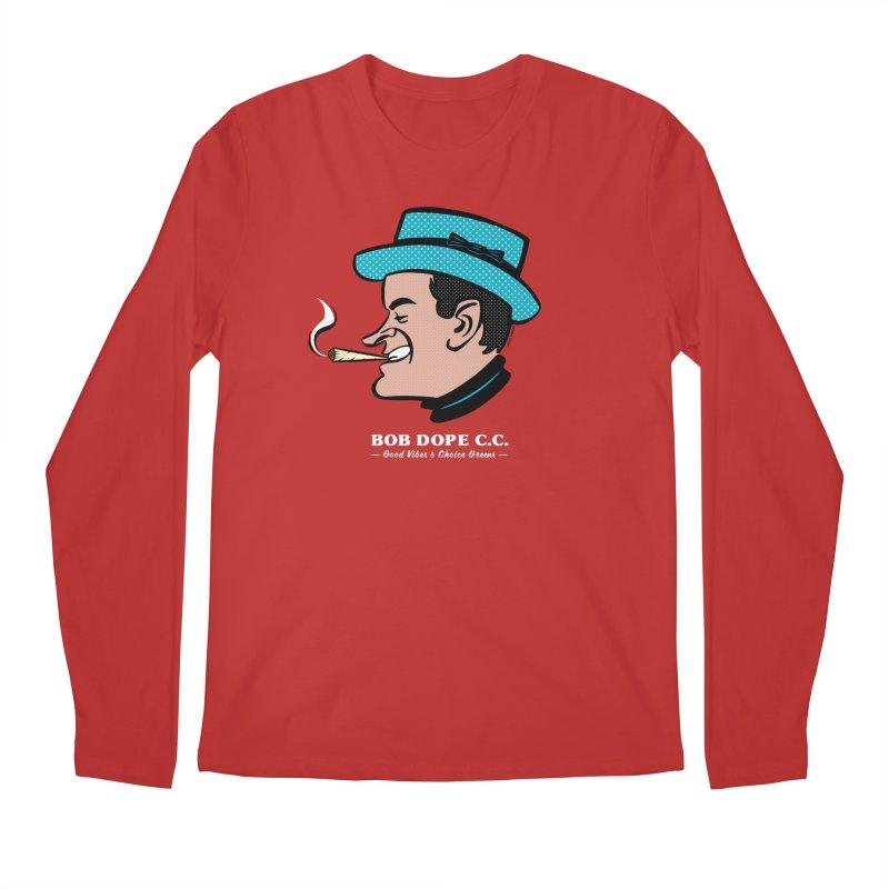 BOB DOPE C.C. Men's Regular Longsleeve T-Shirt by The Mike Merg Shop -- On Threadless