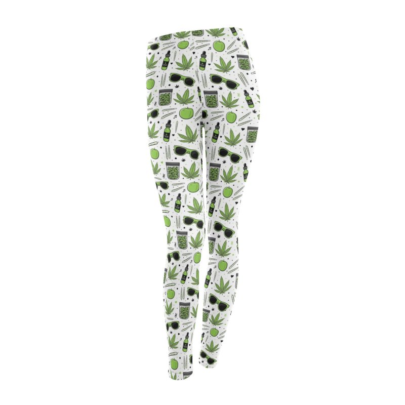 HERBAL REMEDIES Women's Leggings Bottoms by The Mike Merg Shop -- On Threadless