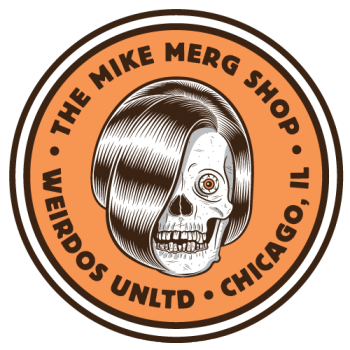 The Mike Merg Shop -- On Threadless Logo