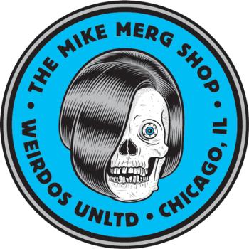 The Mike Merg Shop -- On Threadless Logo
