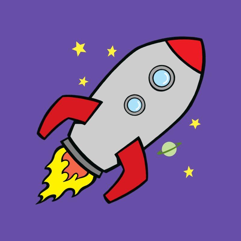 Rocketship Kids T-Shirt by Mike Schmidt Comics - Artist Shop