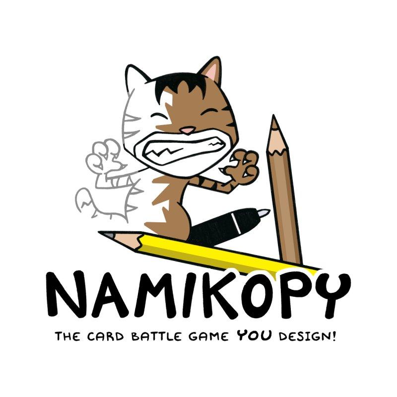 Namikopy Men's T-Shirt by Mike Schmidt Comics - Artist Shop