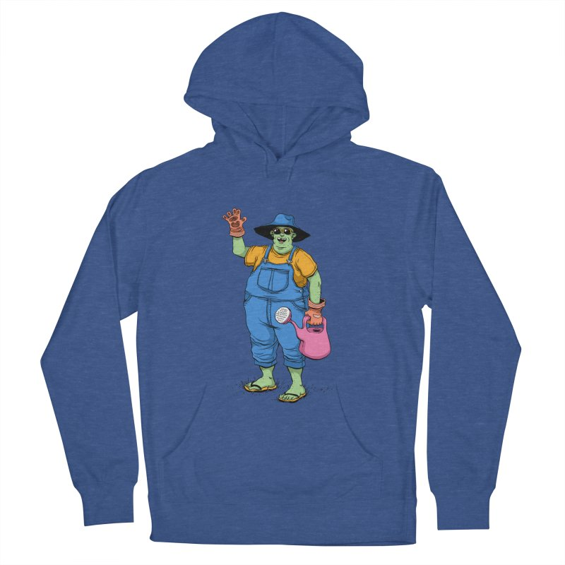 Number One Neighbor Women's Pullover Hoody by mikeshea's Artist Shop