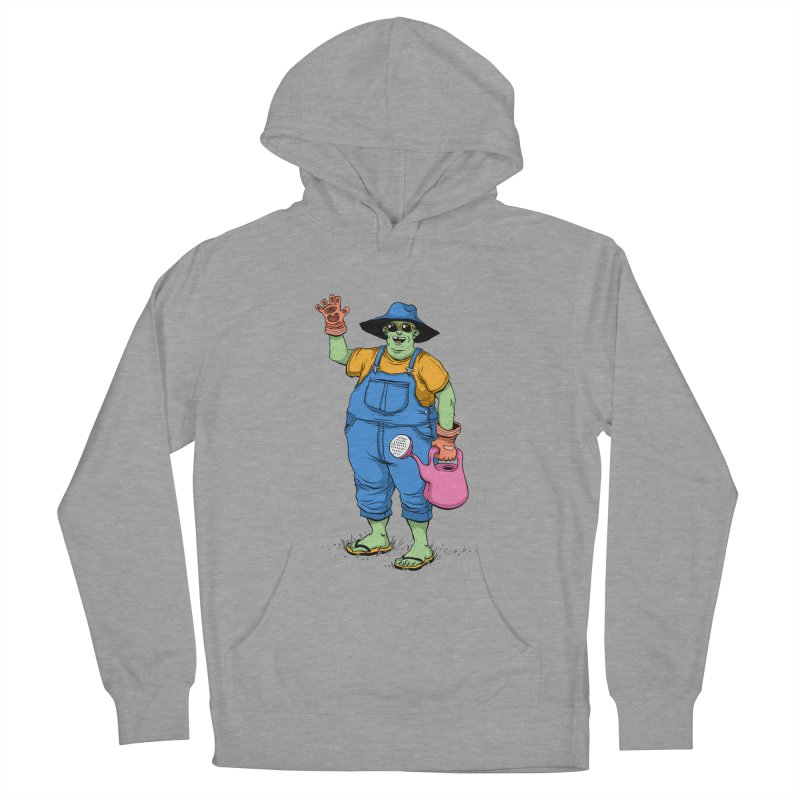 Number One Neighbor Men's Pullover Hoody by mikeshea's Artist Shop