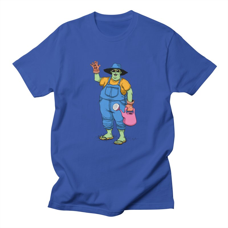 Number One Neighbor Men's T-shirt by mikeshea's Artist Shop