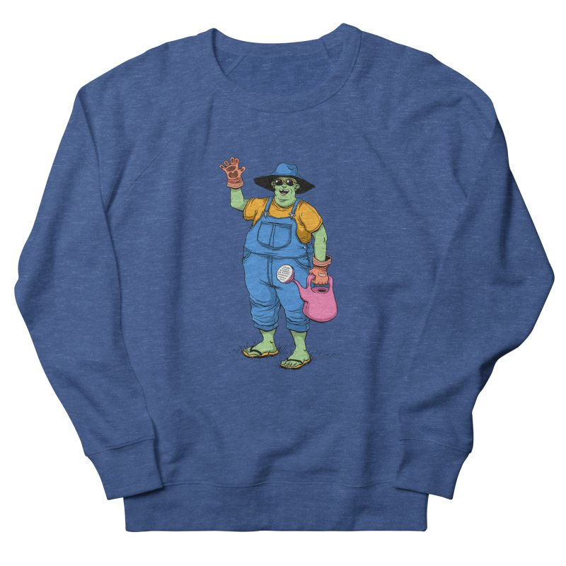 Number One Neighbor Men's Sweatshirt by mikeshea's Artist Shop