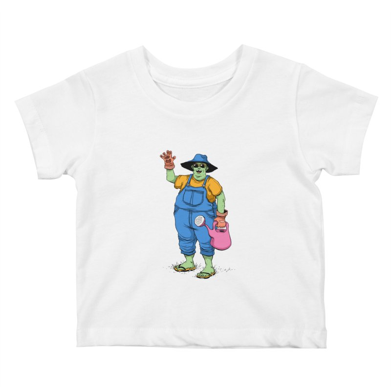 Number One Neighbor Kids Baby T-Shirt by mikeshea's Artist Shop