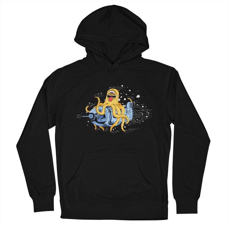 Squid Cruisin Men's Pullover Hoody by mikeshea's Artist Shop