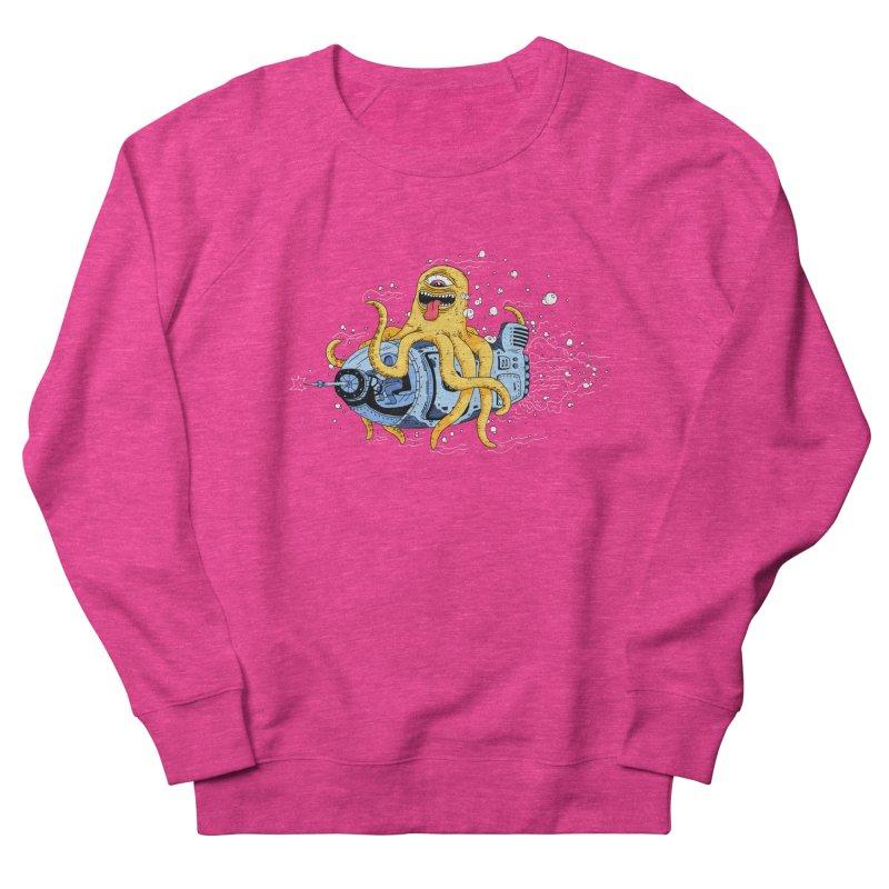 Squid Cruisin Men's Sweatshirt by mikeshea's Artist Shop
