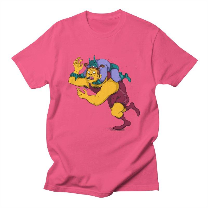 Wrasslin' Men's T-Shirt by mikeshea's Artist Shop