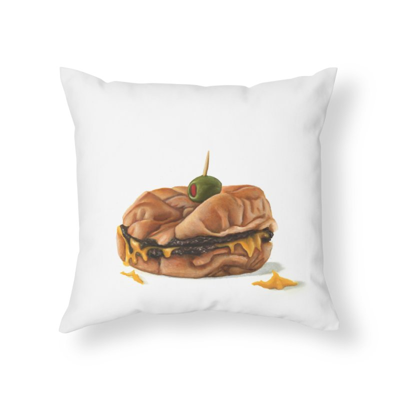 Galley Boy Home Throw Pillow by mikesobeck's Artist Shop