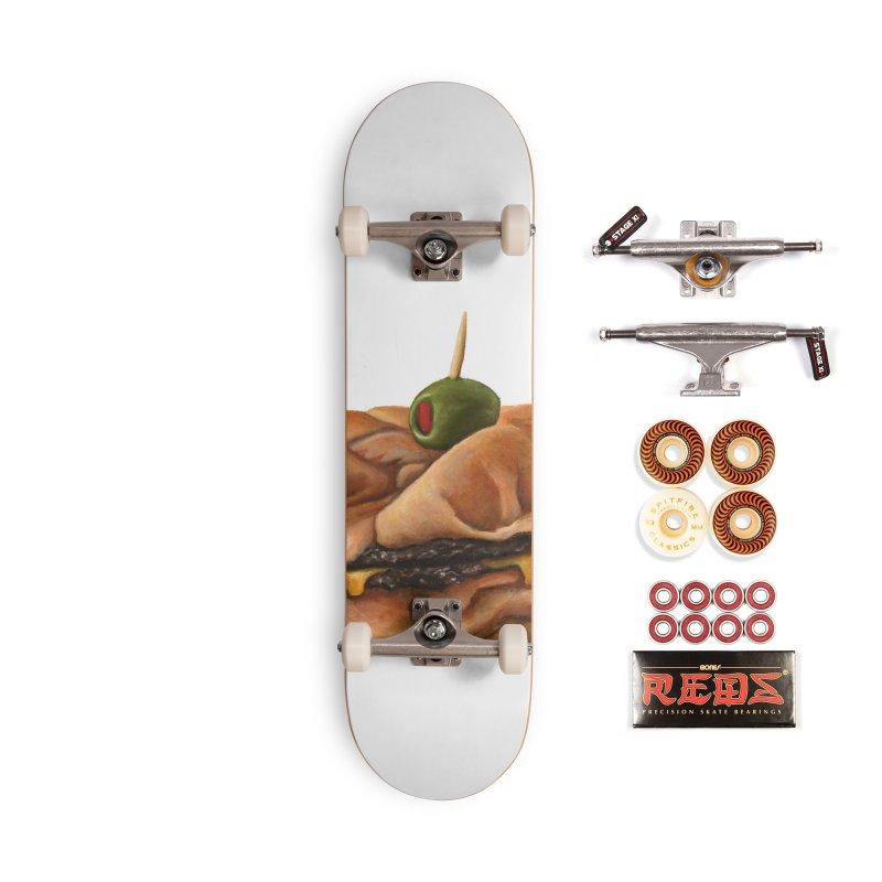 Galley Boy Accessories Skateboard by mikesobeck's Artist Shop