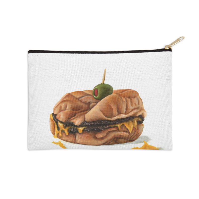 Galley Boy Accessories Zip Pouch by mikesobeck's Artist Shop