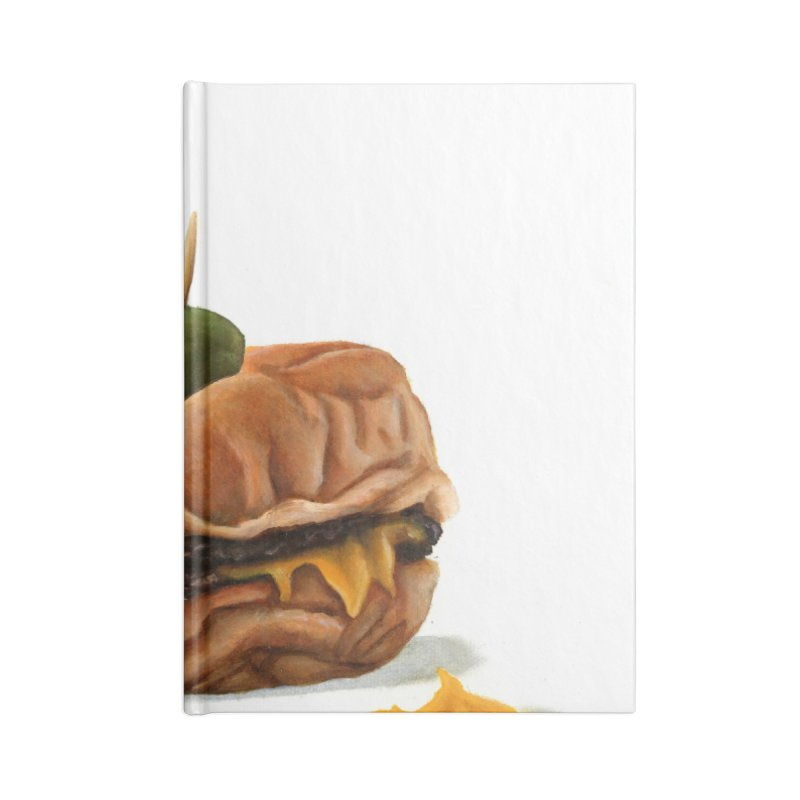 Galley Boy Accessories Notebook by mikesobeck's Artist Shop