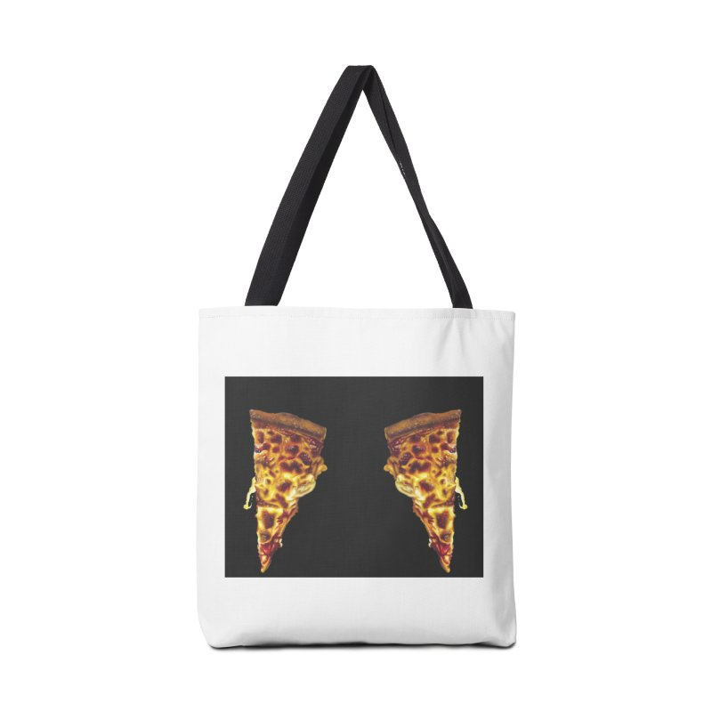 Pizza Leggings Accessories Tote Bag Bag by mikesobeck's Artist Shop