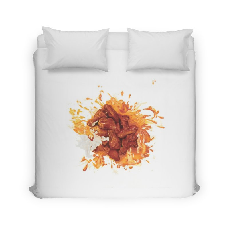 Wings Home Duvet by mikesobeck's Artist Shop