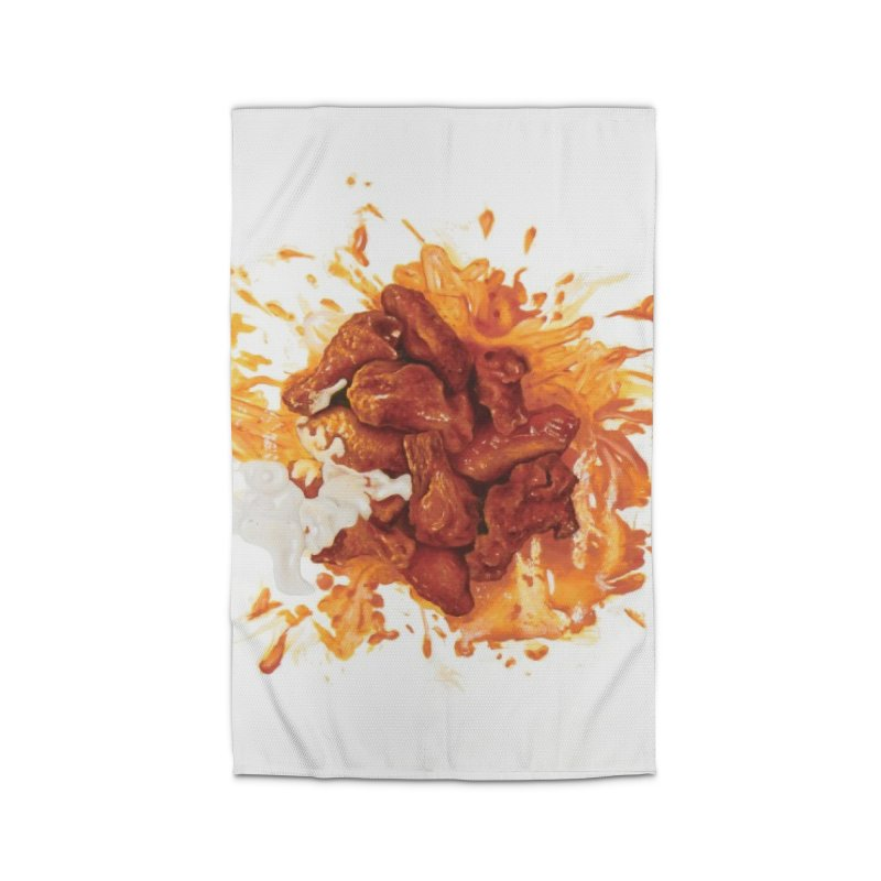 Wings Home Rug by mikesobeck's Artist Shop