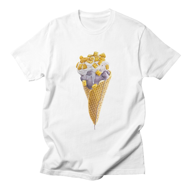 Mason's Cone Men's T-Shirt by mikesobeck's Artist Shop