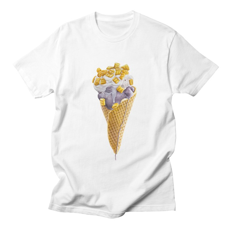 Mason's Cone Men's Regular T-Shirt by mikesobeck's Artist Shop