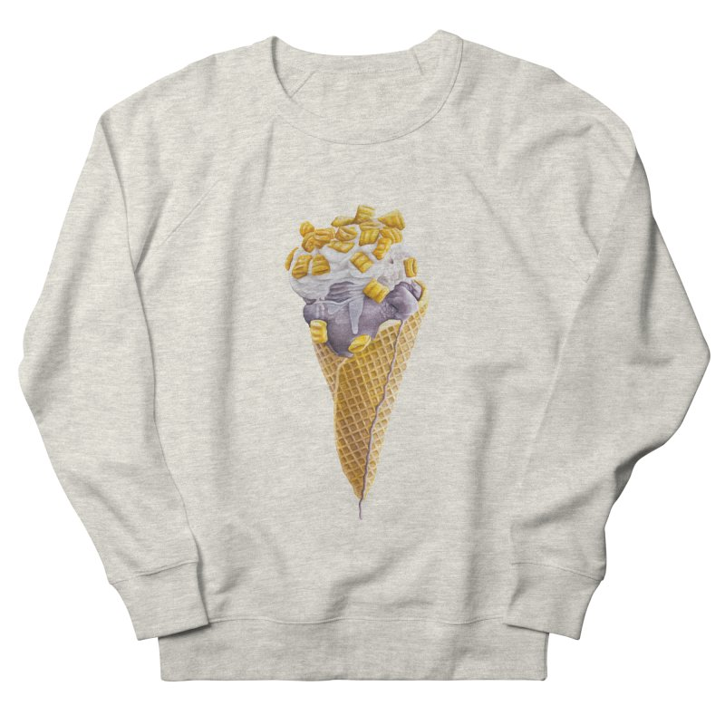 Mason's Cone Men's French Terry Sweatshirt by mikesobeck's Artist Shop