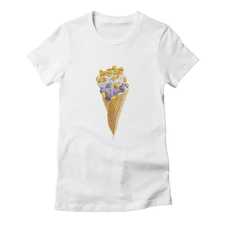 Mason's Cone Women's T-Shirt by mikesobeck's Artist Shop