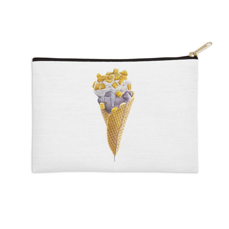 Mason's Cone Accessories Zip Pouch by mikesobeck's Artist Shop