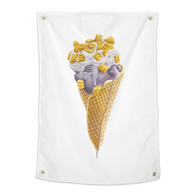 Mason's Cone Home Tapestry by mikesobeck's Artist Shop