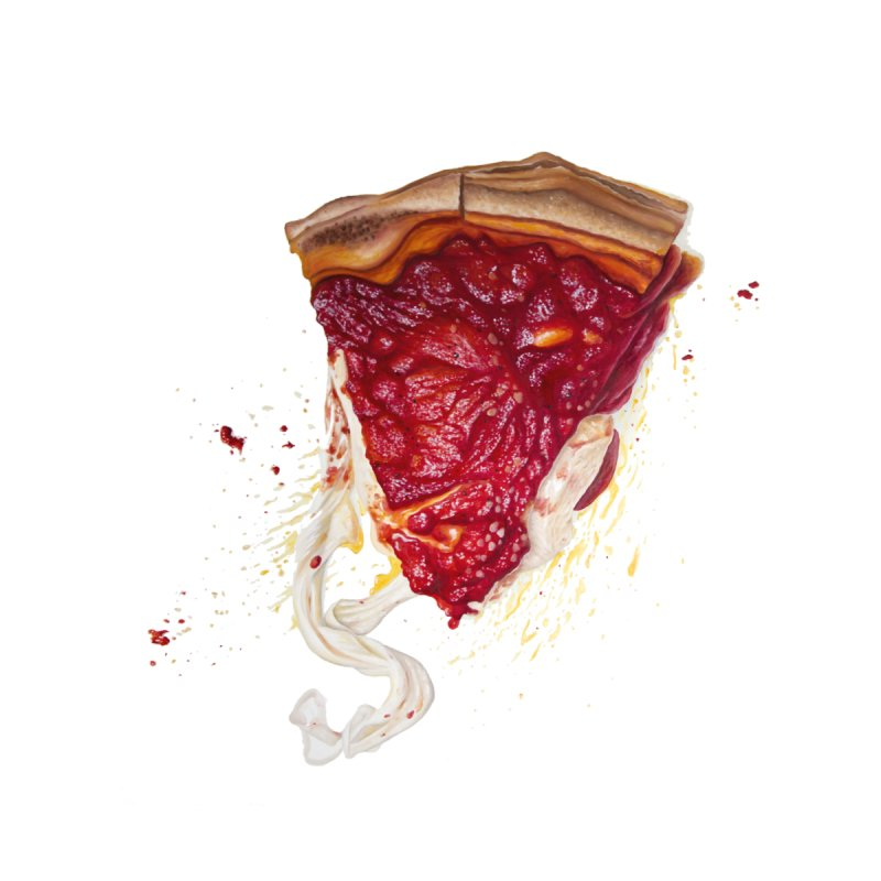 Deep Dish by mikesobeck's Artist Shop