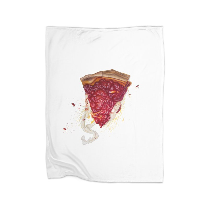 Deep Dish Home Blanket by mikesobeck's Artist Shop
