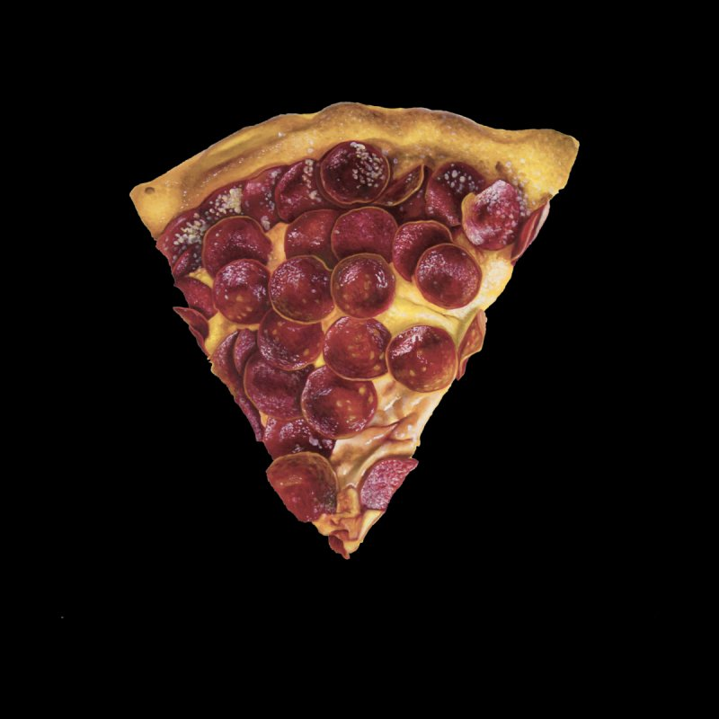 Pepperoni Home Fine Art Print by mikesobeck's Artist Shop