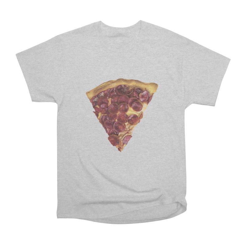 Pepperoni Women's T-Shirt by mikesobeck's Artist Shop