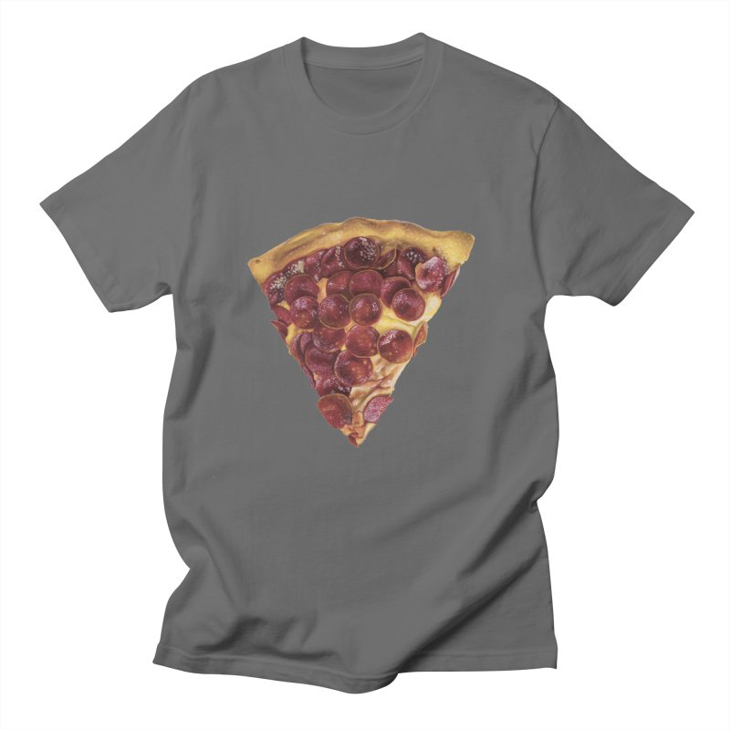 Pepperoni Men's T-Shirt by mikesobeck's Artist Shop