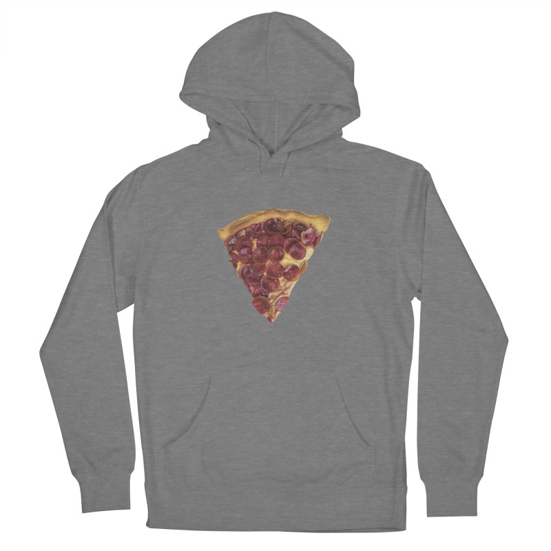 Pepperoni Women's Pullover Hoody by mikesobeck's Artist Shop