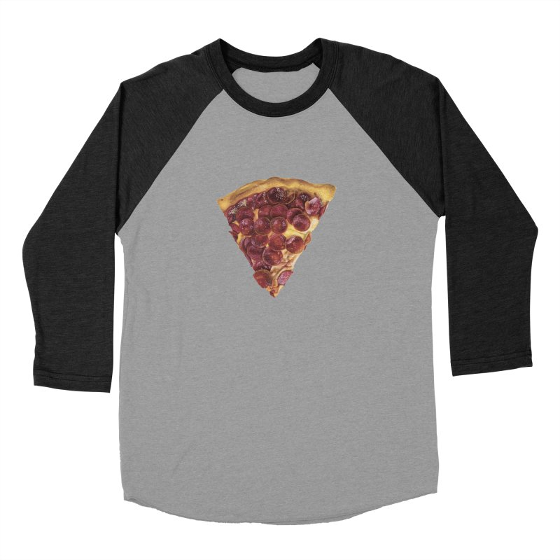 Pepperoni Men's Longsleeve T-Shirt by mikesobeck's Artist Shop