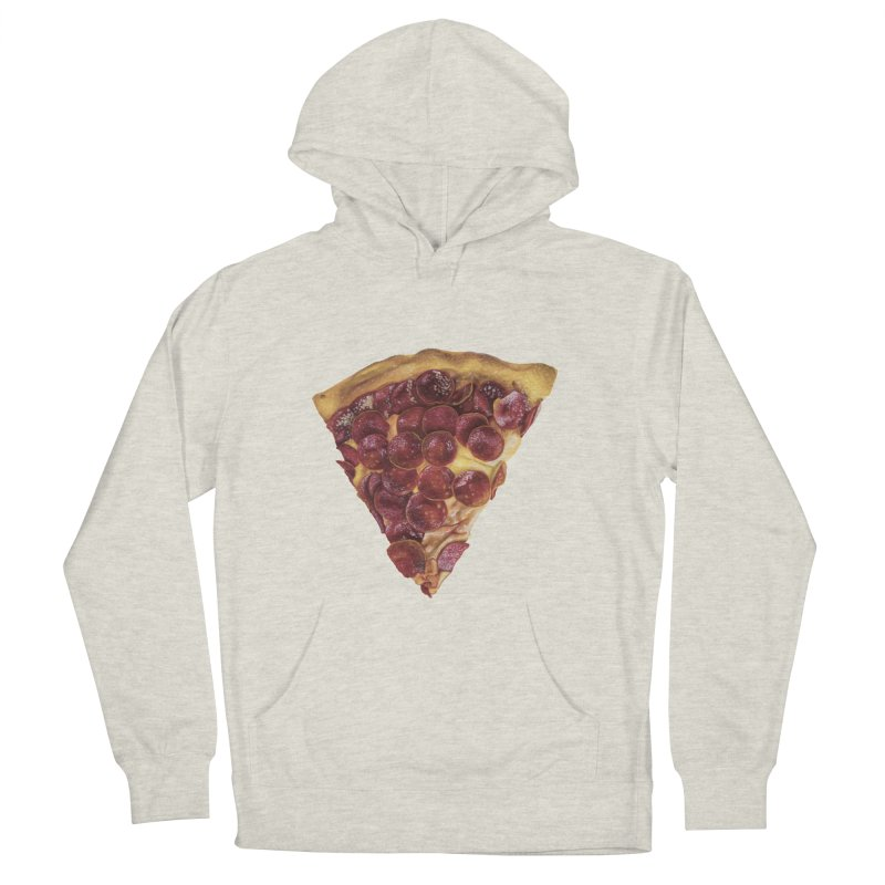Pepperoni Men's Pullover Hoody by mikesobeck's Artist Shop