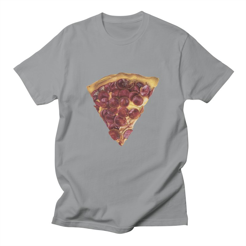 Pepperoni Women's Regular Unisex T-Shirt by mikesobeck's Artist Shop