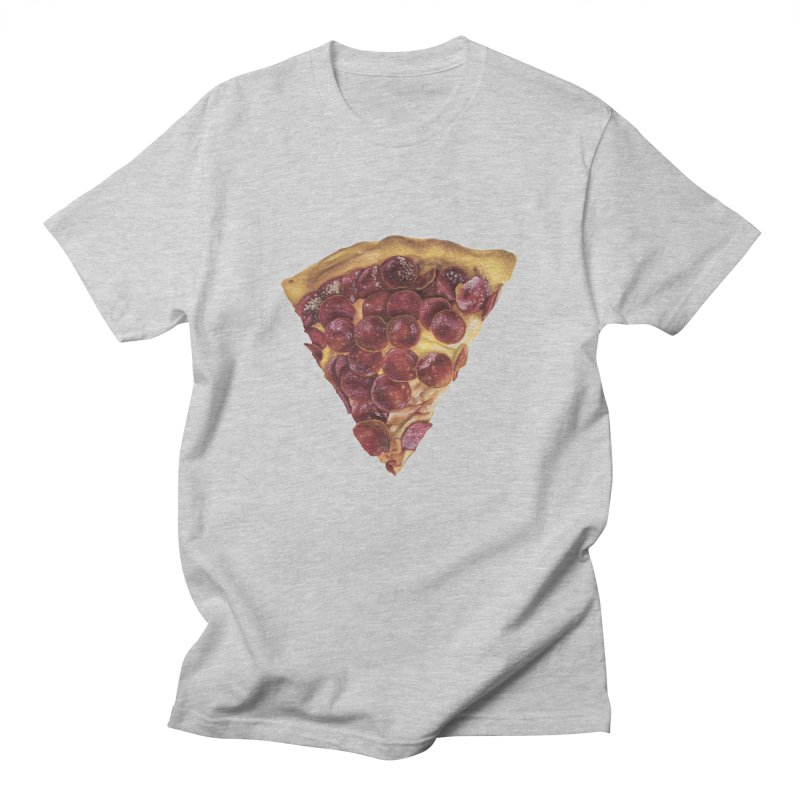Pepperoni Women's Unisex T-Shirt by mikesobeck's Artist Shop
