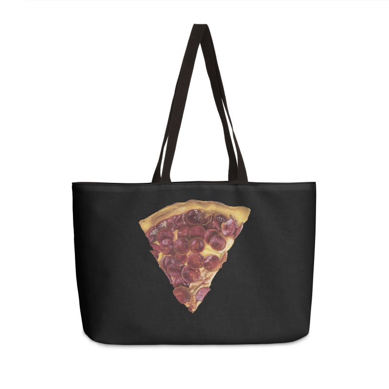Pepperoni Accessories Bag by mikesobeck's Artist Shop
