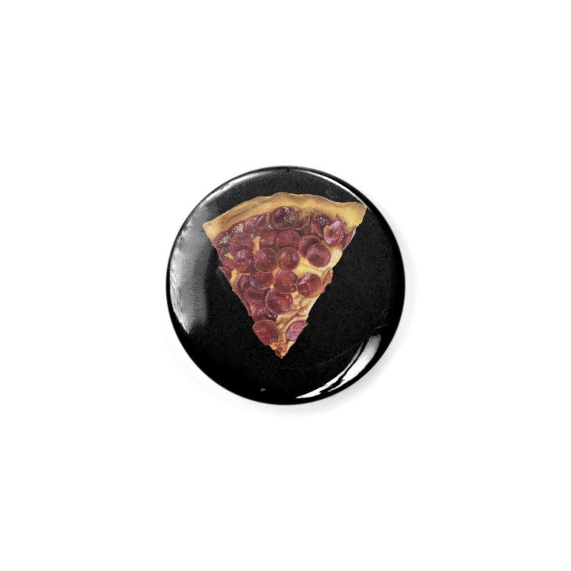 Pepperoni Accessories Button by mikesobeck's Artist Shop