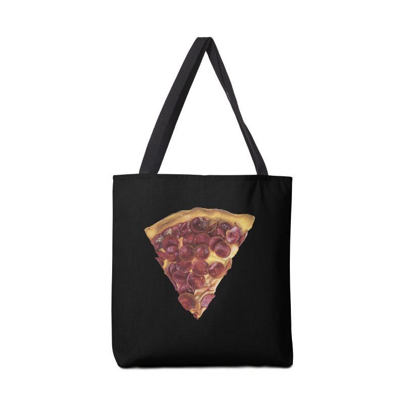 Pepperoni Accessories Tote Bag Bag by mikesobeck's Artist Shop