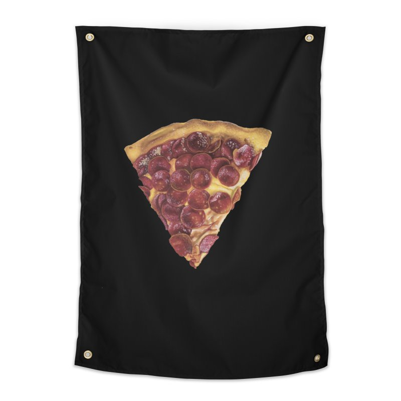 Pepperoni Home Tapestry by mikesobeck's Artist Shop