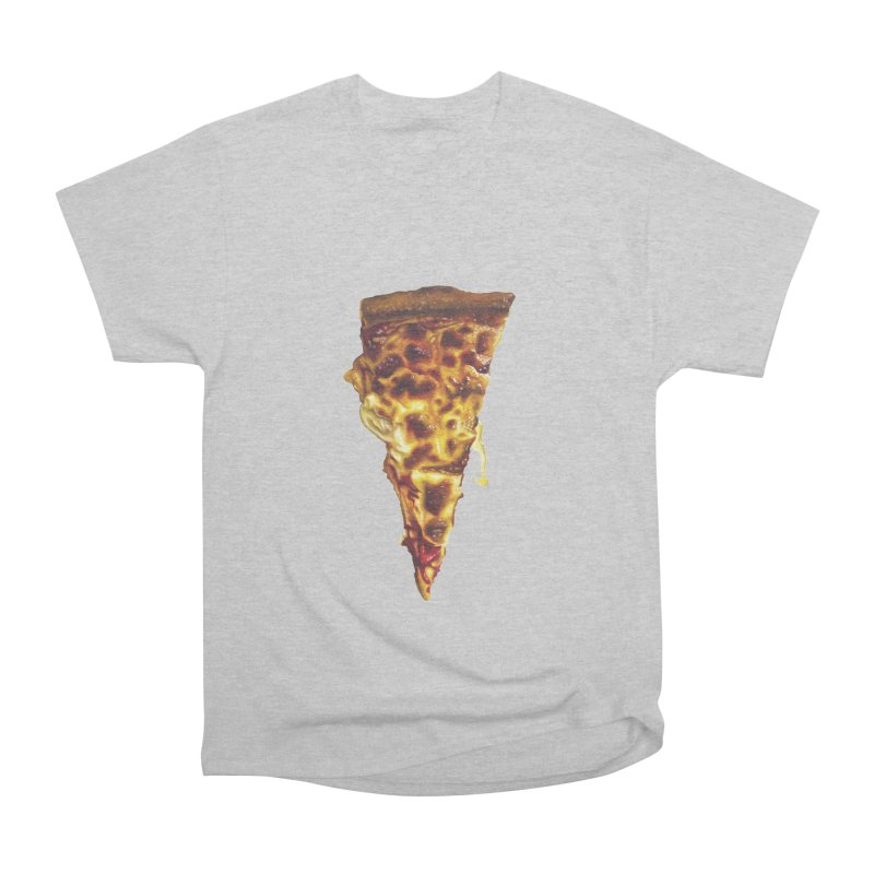 Cheese Men's T-Shirt by mikesobeck's Artist Shop