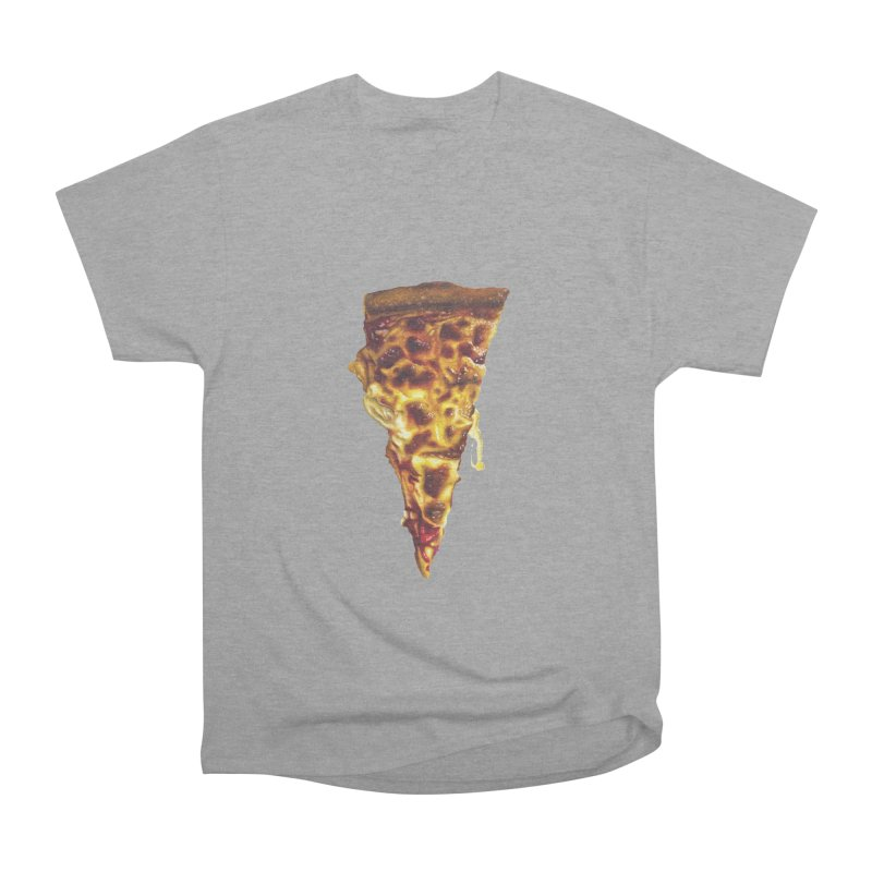 Cheese Women's Classic Unisex T-Shirt by mikesobeck's Artist Shop