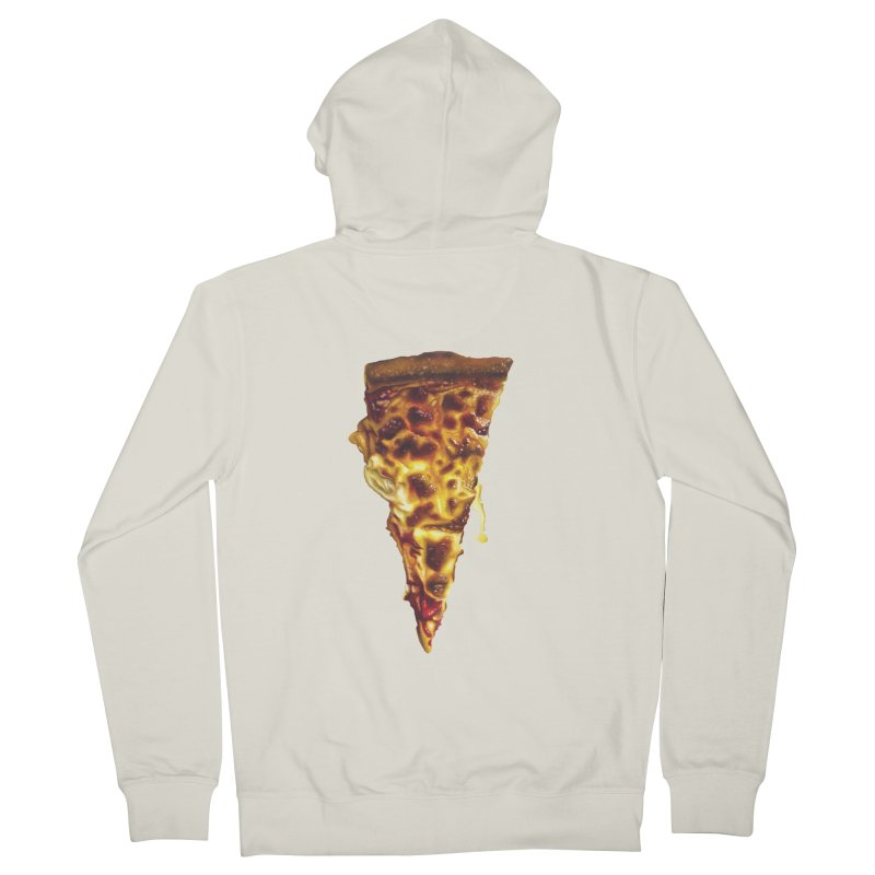 Cheese Women's Zip-Up Hoody by mikesobeck's Artist Shop