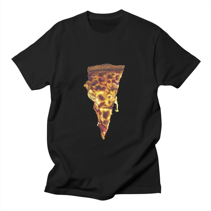 Cheese Women's Unisex T-Shirt by mikesobeck's Artist Shop