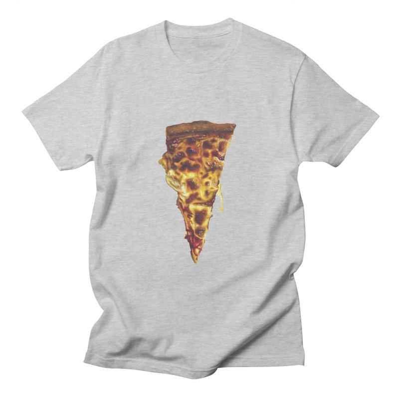 Cheese Women's Regular Unisex T-Shirt by mikesobeck's Artist Shop
