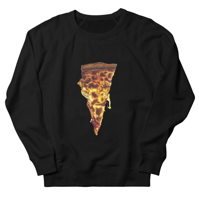 Cheese Women's French Terry Sweatshirt by mikesobeck's Artist Shop