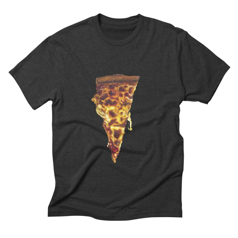 Cheese Men's Triblend T-Shirt by mikesobeck's Artist Shop