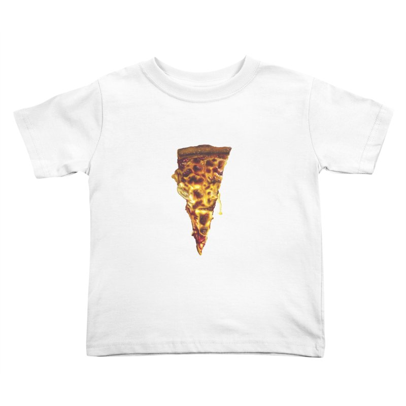 Cheese Kids Toddler T-Shirt by mikesobeck's Artist Shop