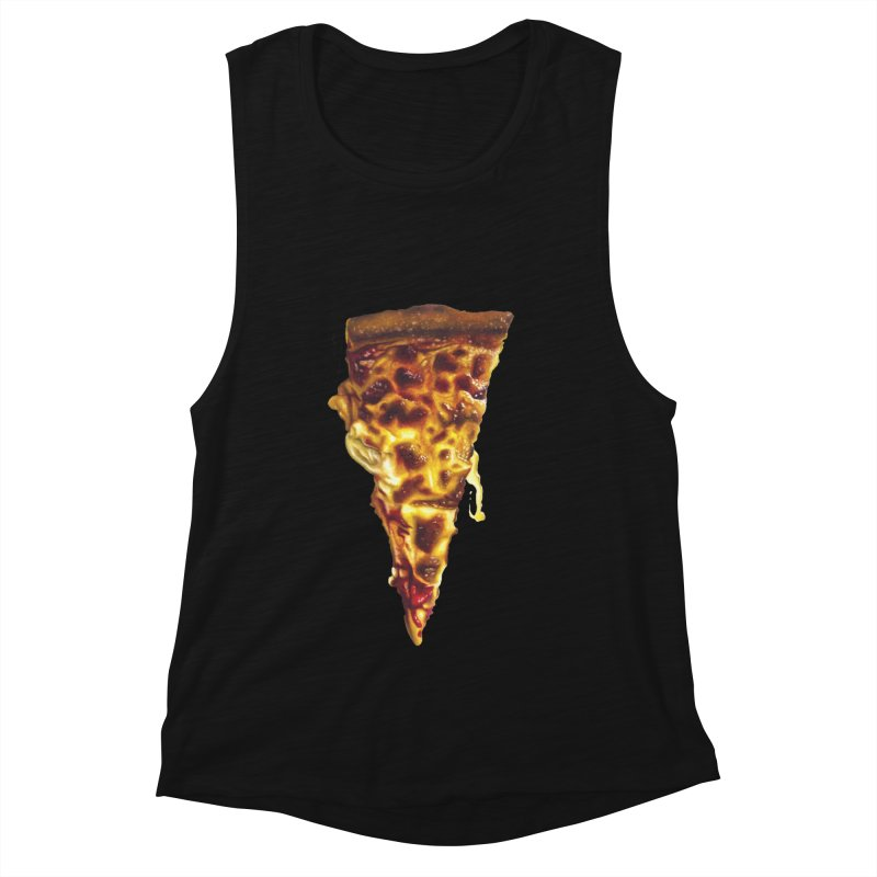 Cheese Women's Muscle Tank by mikesobeck's Artist Shop